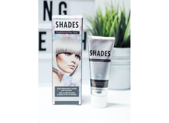 Shades London Silver Lining Hair Toner