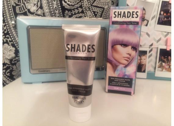 Shades London Hair Toner Lilac Haze